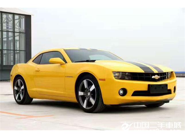 雪佛兰 科迈罗(进口) 2012款 3.6L  V6 自动 传奇性能版