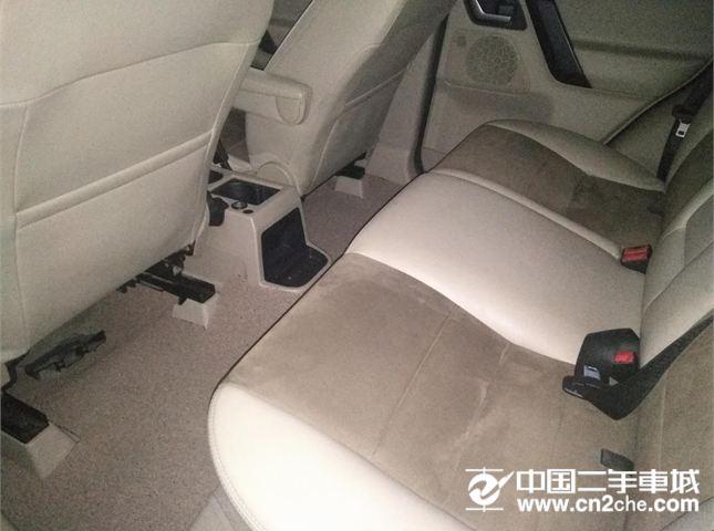 路虎 神行者2代 2010款 TD4 SE柴油款(自动)