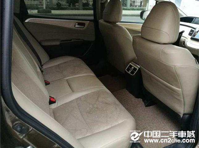 本田 杰德 2014款 1.8L CVT 豪华型(五座)