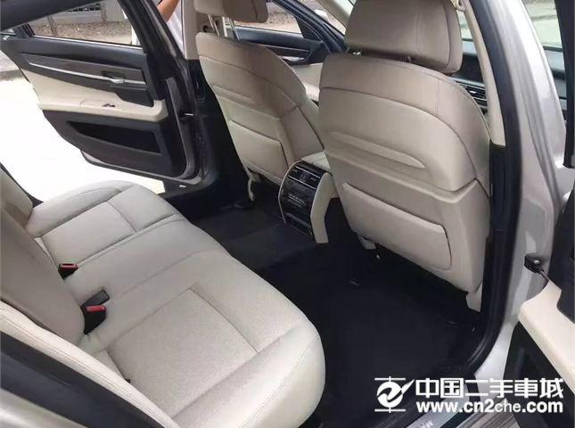 宝马 宝马7系(进口) 2011款 750Li xDrive