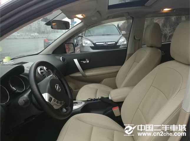 日产 逍客 2008款 20 x雷 CVT 2WD