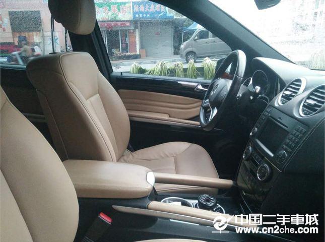 奔驰 M级 2011款 ML350