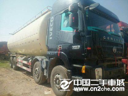 陕汽重卡 德龙F3000 自卸车 液体罐车