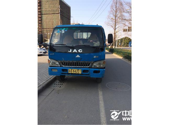 江淮 江淮 威铃 载货车 中卡 158马力 4X2 前二后四