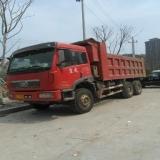 青岛解放 新大威 载货车 重卡 310马力 8X2 前二后八  (CA1310P2K2L7T10