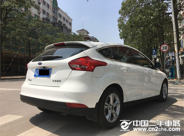 【厦门】2015款二手长安福特 福克斯两厢 1.6l 自动舒适型 价格10.