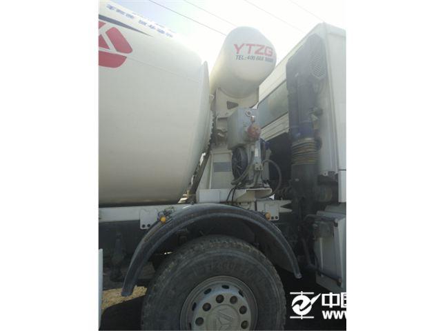 中国重汽 豪沃  混凝土搅拌车