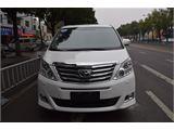 丰田 埃尔法 2015款  3.5L 自动 豪华版