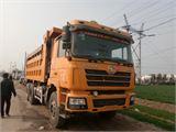 陕汽重卡 德龙F3000 牵引车 重卡 375马力 6X4 前四后六  (加强版)(变速箱12JS160T)