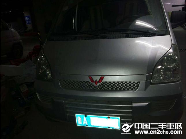 五菱 五菱荣光 2012款 加长版 6450B-基本型 七座