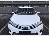 丰田 卡罗拉 2014款 1.6L GLX-i MT
