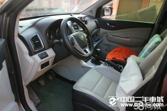 东风风行 风行S500 2016款 1.5L 手动 标准型