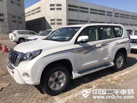 丰田 普拉多 2015款 2.7L 自动 豪华版