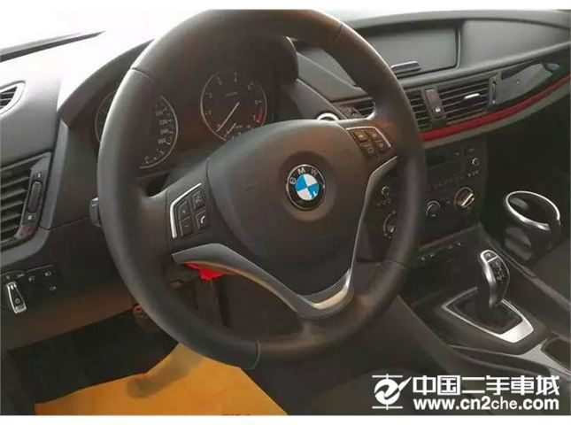 宝马 宝马X1 2016款  sDrive18Li时尚型