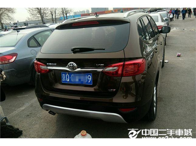 中华 中华V5 2014款 1.5T手动两驱豪华型