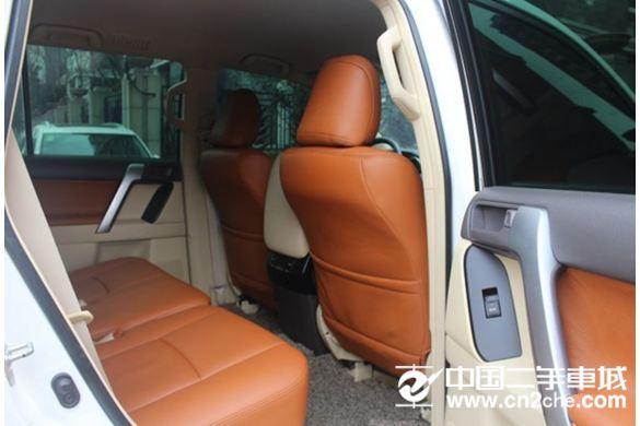 丰田 普拉多(进口) 2016款  2700 科威特版