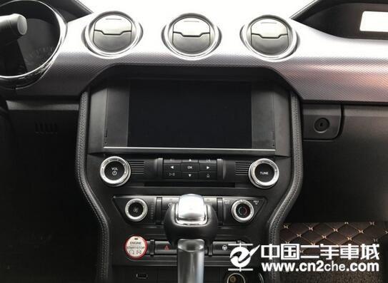 福特 野马(进口) 2015款 2.3T 手自一体 性能版