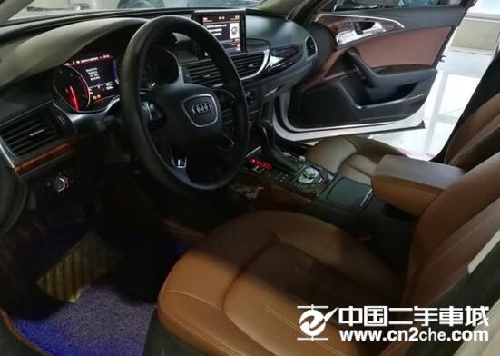 奥迪 A6L 2016款 TFSI 技术型