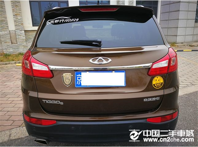 奇瑞 瑞虎 2012款 精英版 2.0L 手动 豪华型