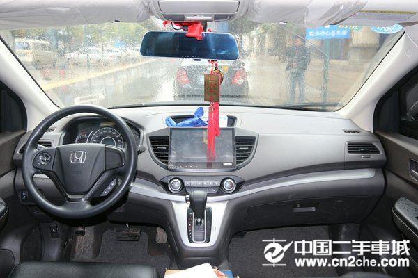本田 CR-V 2015款 2.0L 两驱 风尚版