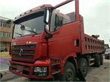 陕汽重卡 德龙M3000 国四7.6米轻量化自卸车