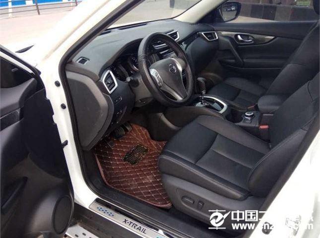日产 奇骏 2015款 2.0L CVT 舒适MAX版 两驱