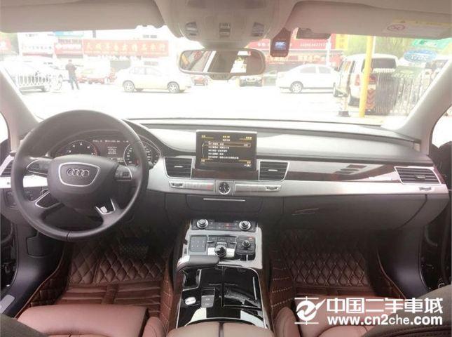 奥迪 A8L 2013款 45 TFSI quattro舒适型