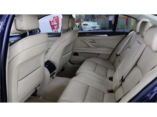宝马 宝马5系 2011款 528Li 豪华型