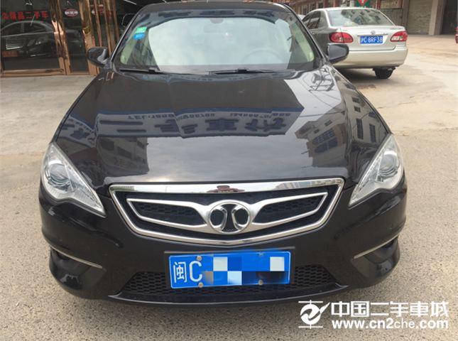 北京汽车 绅宝D70 2013款 2.0T 舒适版