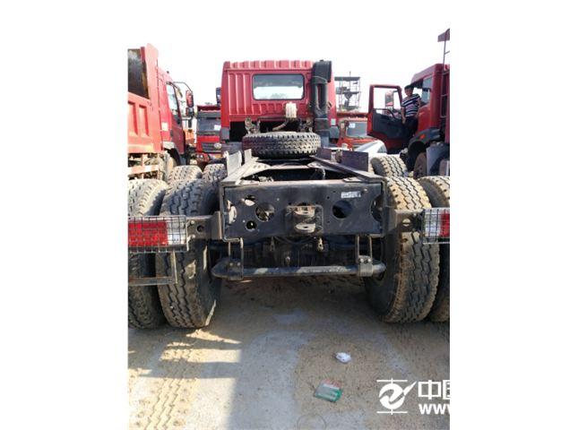 青岛解放 新大威  重卡 350马力 6X4 前四后六  (2010款)(AMT)(CA