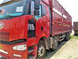一汽解放 J6 载货车 310马力 8x4 前四后八