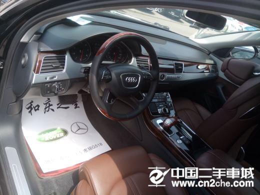 奥迪 A8 2016款 a8l45TFSIquattro专享型