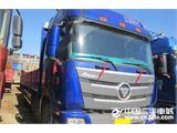 福田 欧曼 欧曼 GTL 6系重卡 430马力 6X4 牵引车