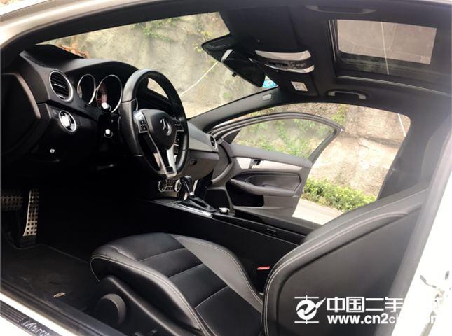 奔驰 C级 2013款 C180 轿跑版