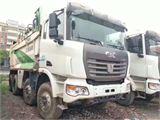 联合卡车 联合卡车  340马渣土车