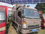 中国重汽 豪曼 载货车 重卡 4X2 前二后四  厢式  566  1