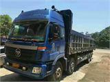 福田 欧曼 自卸车 ETX 9系重卡 340马力 8X4 自卸车(BJ3313DMPKC-3)