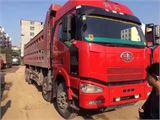 一汽解放 J6 420奥威机重型自卸车