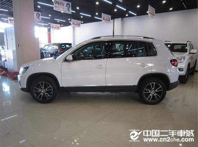 【锦州】2016款二手上海大众 途观 300tsi 自动两驱豪华版 价格22.