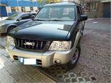 江铃 宝威 2005款 4×4五座(LX)柴油 豪华型