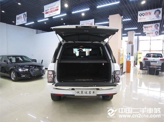 路虎 揽胜 2012款 5.0 V8 NA 手自一体