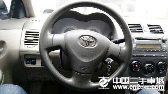 丰田 卡罗拉  GL MT