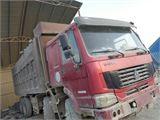 中国重汽 豪沃  A7 自卸车 HOWO A7系重卡 375马力 8X4 自卸车(ZZ3317N4667N1)