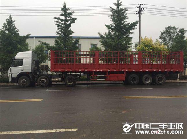 大运汽车 大运重卡 牵引车 336马力 6X4 前四后六  (高顶)(型号CGC4250)