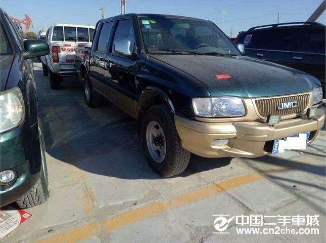 江铃 宝典 2005款 柴油超值版 4×4 MT(LX)