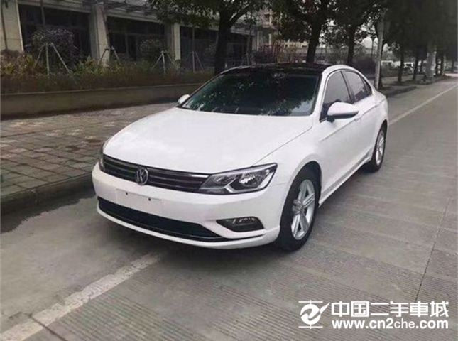 【景德镇】2015款二手上海大众 凌渡 1.4t dsg 280tsi 舒适版 价格13.