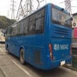 金龙 海格客车 2011款 V8 KLQ6896Q 7.1 MT 柴油版 -L/6档  天窗