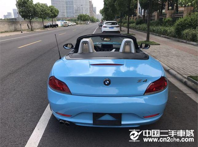 【宁波】2011款二手宝马 宝马z4(进口) sdrive35is 价格23.00万