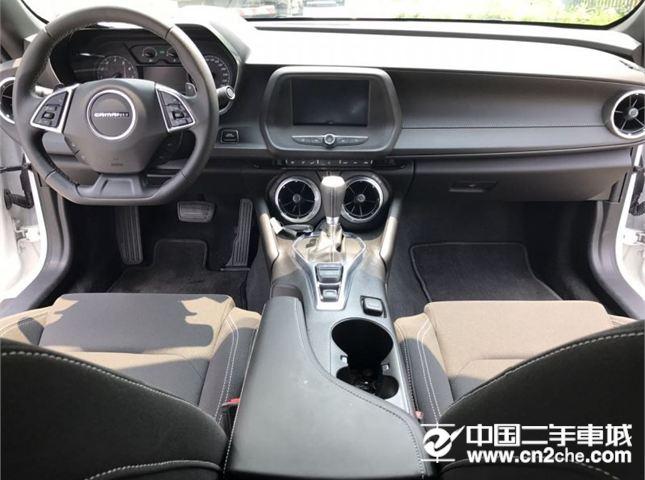 雪佛兰 科迈罗(进口) 2015款 RS 限量版
