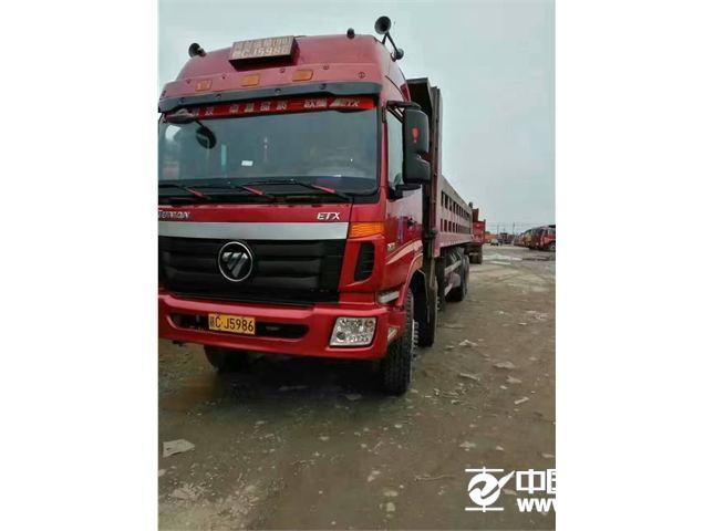 【宜春】福田 欧曼 欧曼 gtl 9系重卡 375马力 6x4 自卸车 价格18.图片